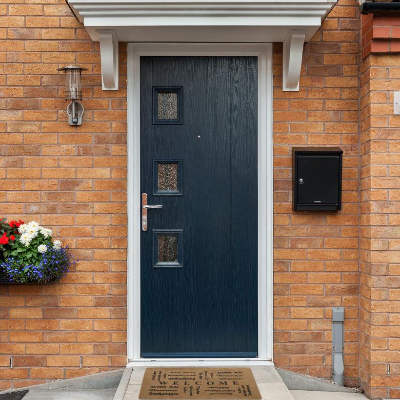 design door stop door  | 820 x 820