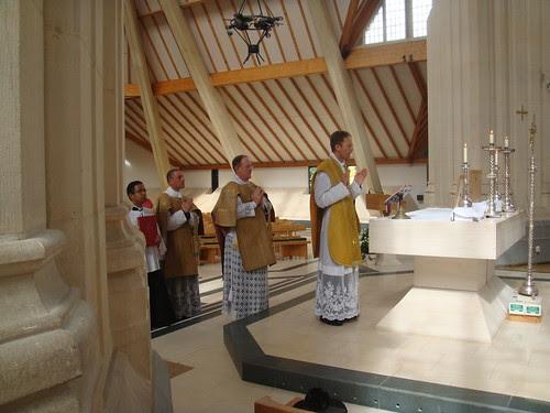 Solemn High Mass: Collect