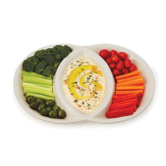 Venn Diagram Serving Platter | Uncommon Goods