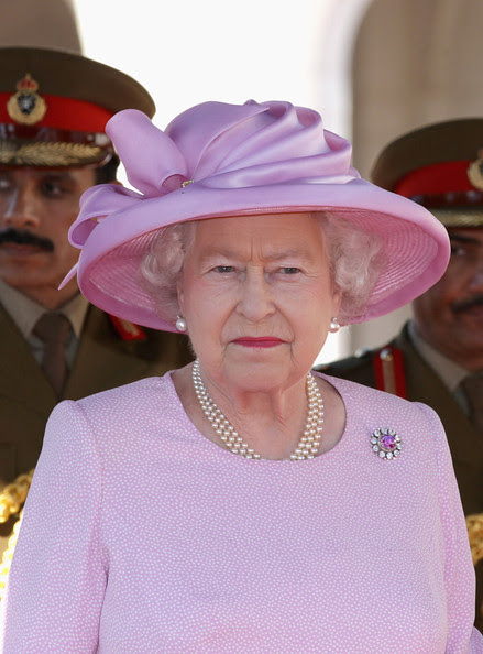 Queen Elizabeth II hat 5