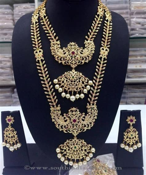 Imitation Wedding Jewellery Set from Swarnakshi   Indian