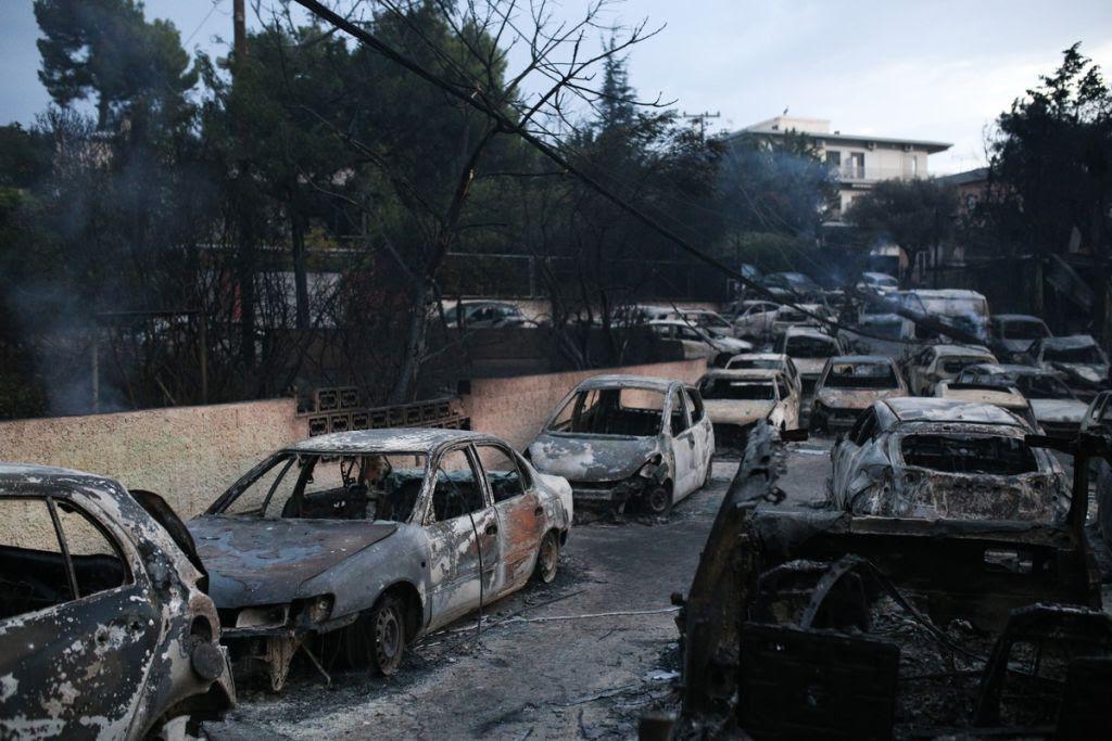 Καταγγελία στο in.gr: Το εγκληματικό λάθος που μετέτρεψε το Μάτι σε παγίδα θανάτου | in.gr