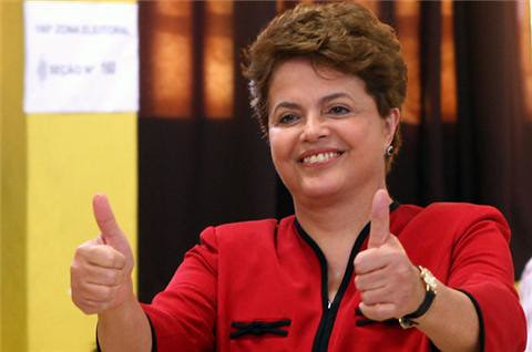 Brazil Worker's Party candidate Dilma Rousseff has won the presidential run-off elections in this South American state. She takes over from President Lula who enjoyed tremendous popularity among the working class. by Pan-African News Wire File Photos