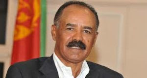 Presidente Isaias Afwerki