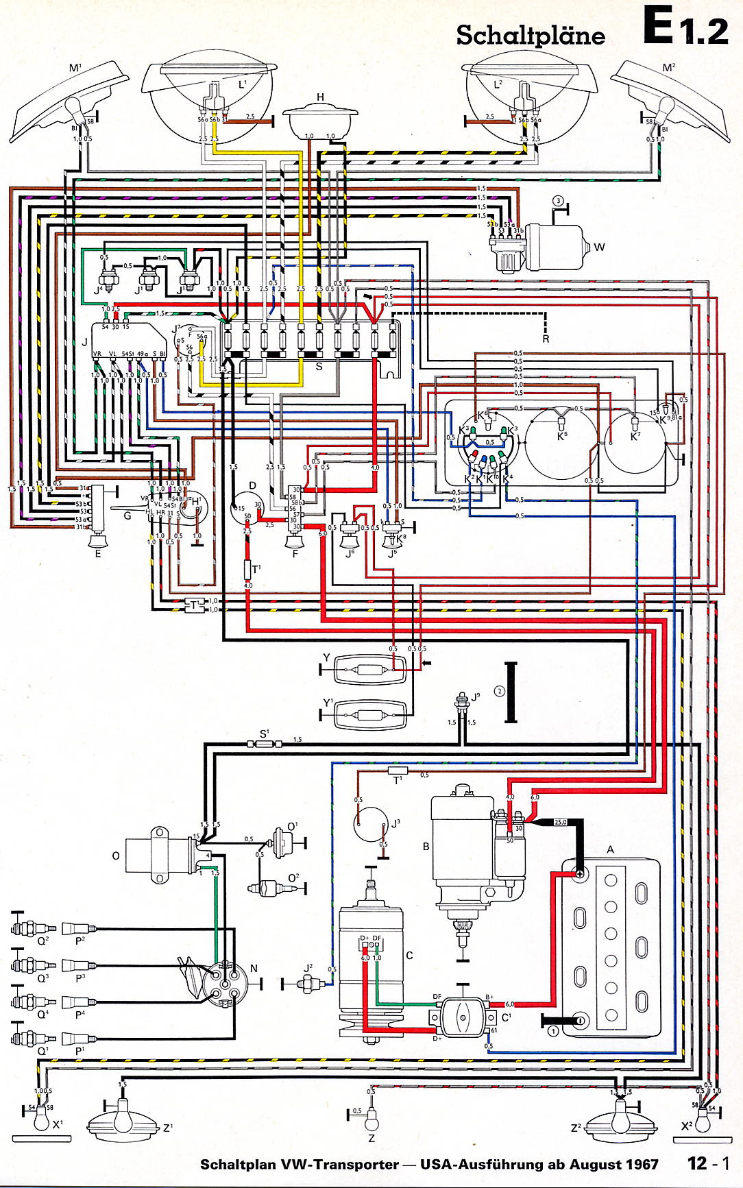 Vw T4 Light Switch Wiring DiagramWiring Diagram