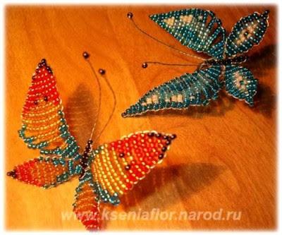 farfalla tallone tessitura farfalla