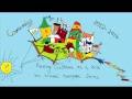 Πρόταση λογότυπου για το Comenius project 2012-2014 Having culture as a kite we travel european skies