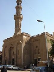 Masjid Imam Syafi'e, Kaherah, Mesir