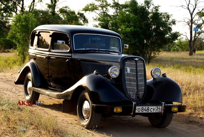 легковые автомобили газ фото