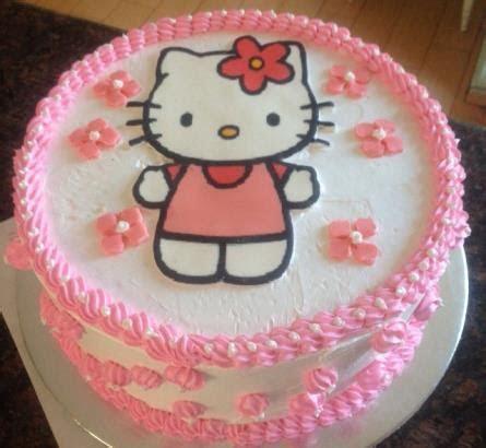 Hello Kitty Cake ( 6 )