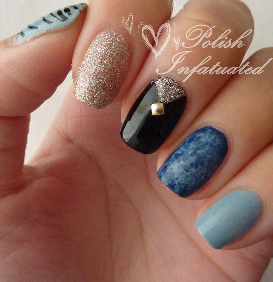 blue, glitter and black mish mash1