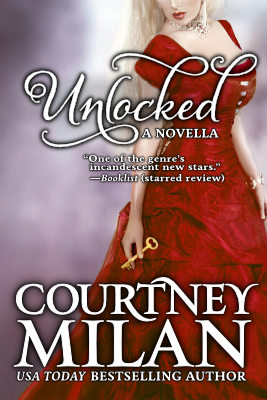 book cover for unlocked