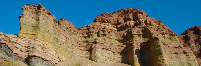 Quebrada de Cafayate Argentine
