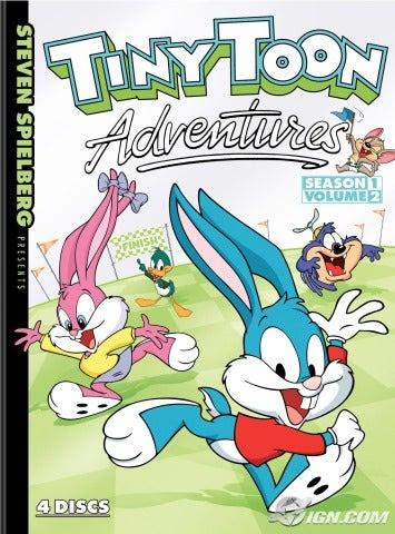 Tiny Toon Adventures - Season One: Volume Two Box Art
