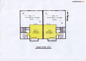 desain rumah kontrakan 3 petak - mainan anak