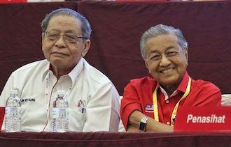 Mahathir Kit Siang