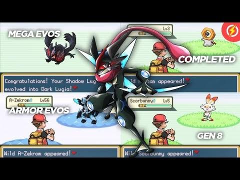 Pokemon cyan rom download gba