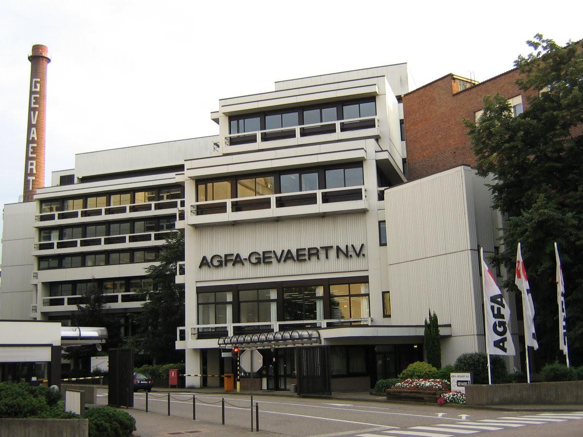 Resultado de imagen de Agfa-Gevaert