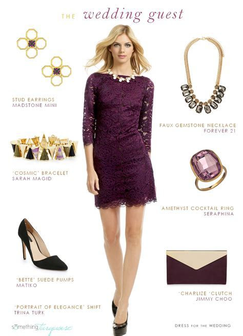 Fall Wedding Fashion Ideas From Dress for the Wedding