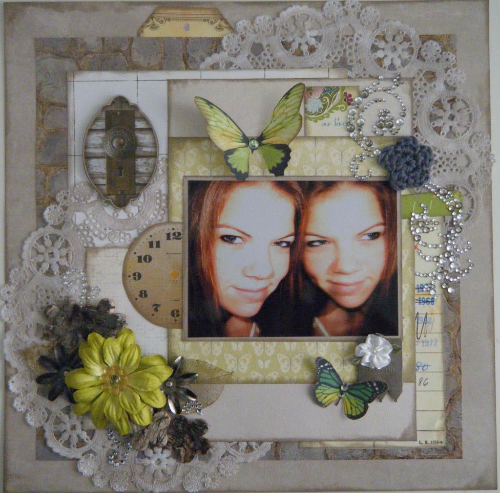 Authentique - Flourish by Melinda Miller