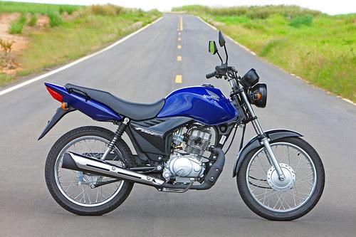 Foto Honda CG Fan 2009