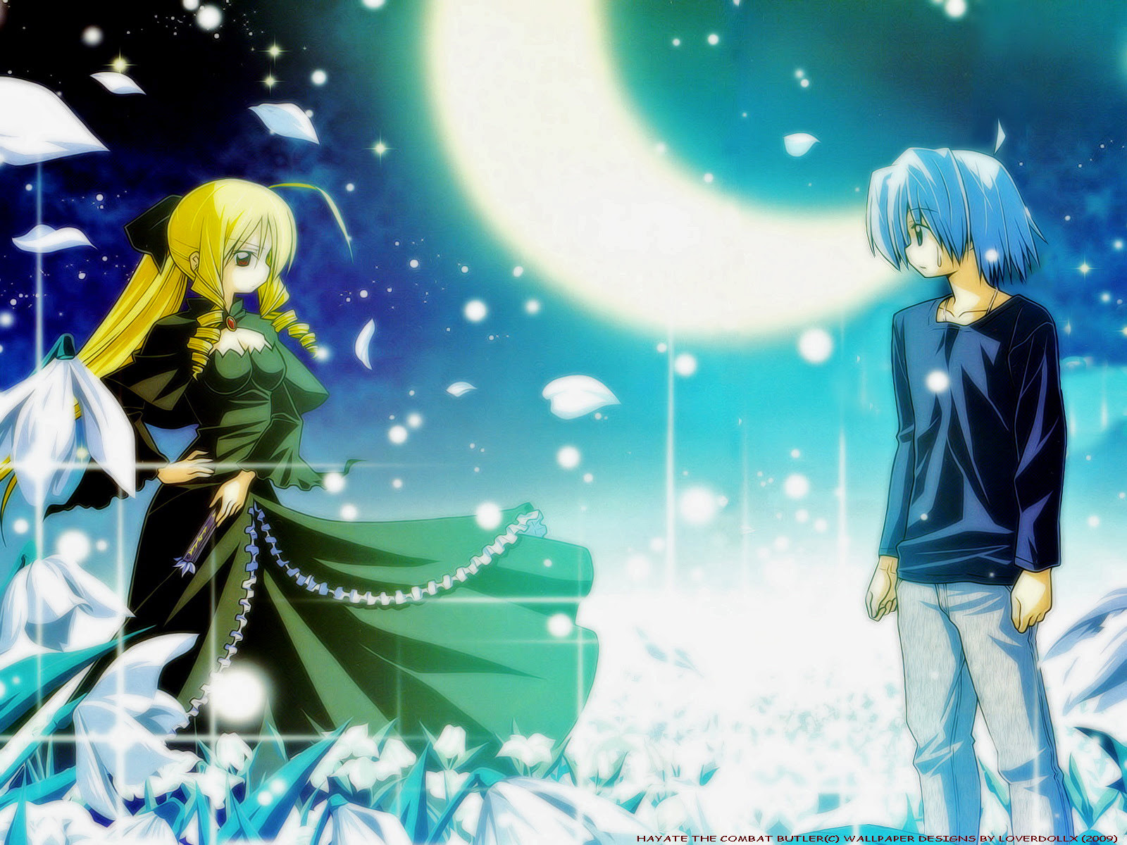 Hayate The Combat Butler Wallpaper And Scan Gallery Minitokyo