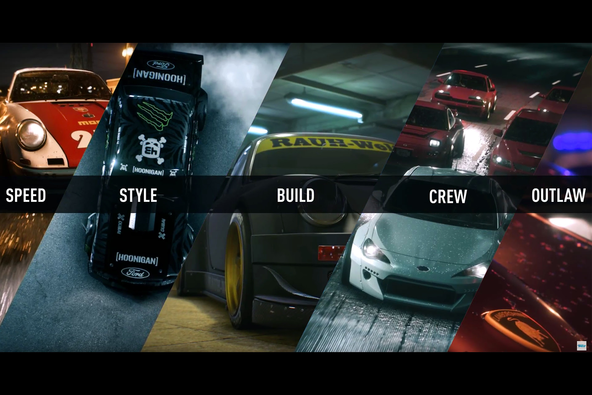 Need For Speed Five Ways To Play Speedhunters