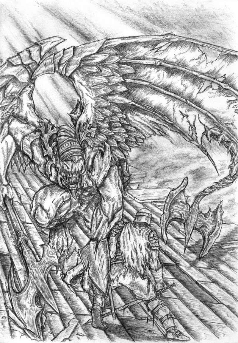 Belfry Gargoyle