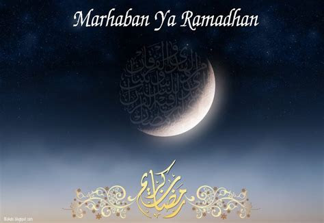 gambar ucapan  dp wa menyambut ramadhan part