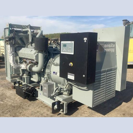 MTU Generator Suppli