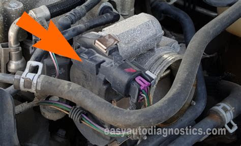 throttle body tac circuit wiring diagram