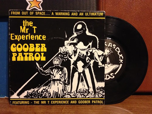 "Mr T Experience / Goober Patrol - Split 7"" by Tim PopKid"