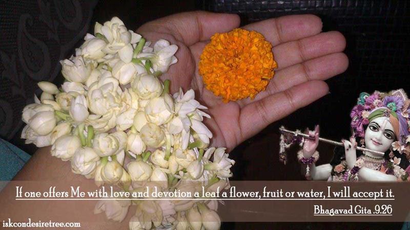 Love Spiritual Quotes By Iskcon Desire Tree