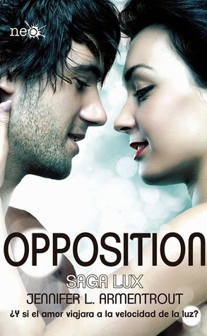 Reseña: Opposition (Lux #V) - Jennifer L. Armentrout