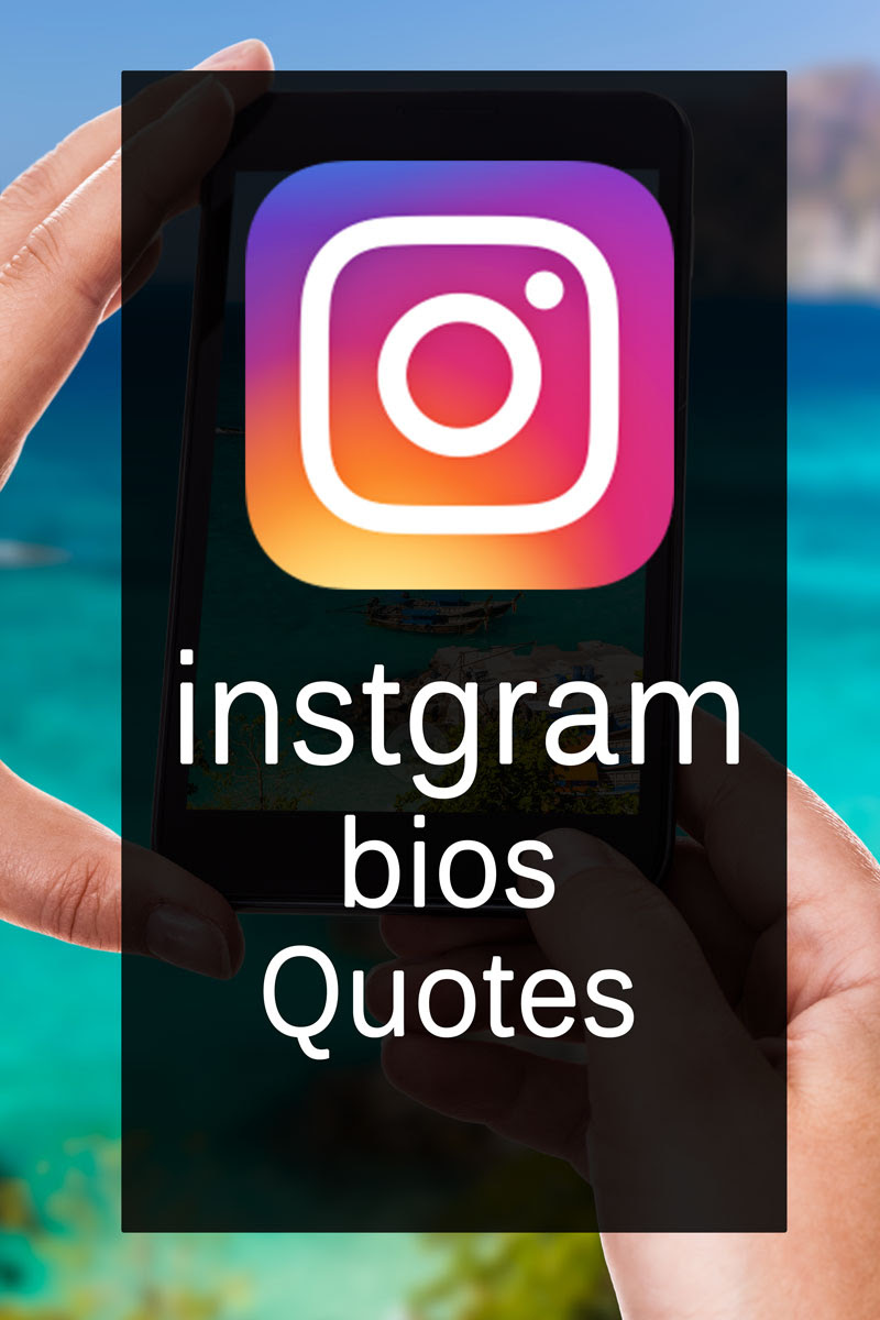 Instagram Bio Quotes Cool Cute Creative Funny Awesome Short 14 Quotes