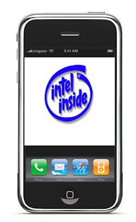 Intel Atom to power Apple's next iPhone?