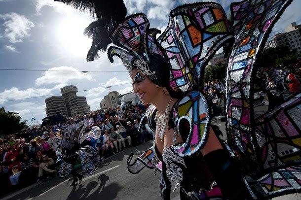 Coso Carnaval Santa Cruz de Tenerife