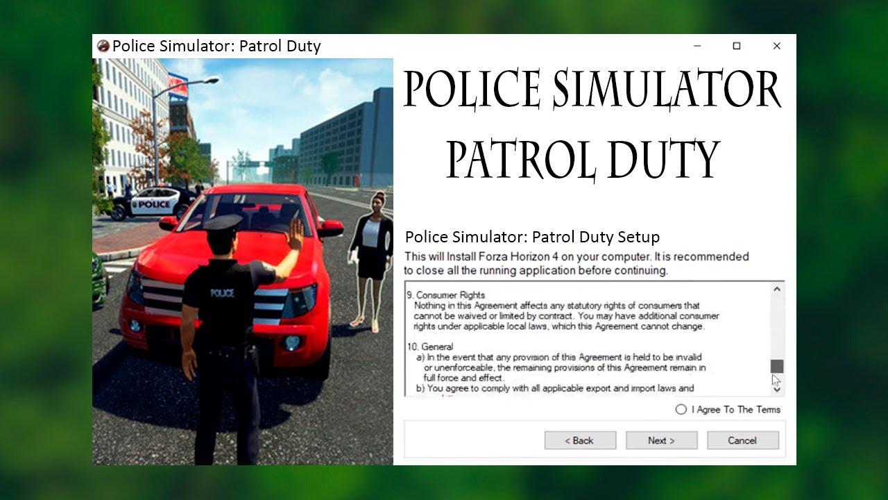 Police Simulator 18 Download Cracked Gawertan