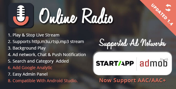 Codecanyon Online Radio