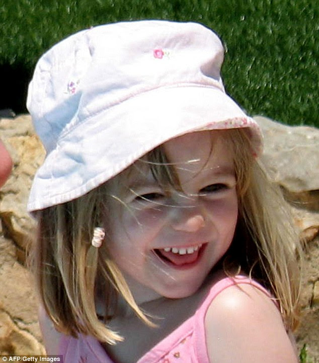 Madeleine McCann desapareceu de um apartamento de férias na Praia da Luz, um resort na região algarvia de Portugal, a 3 de Maio de 2007