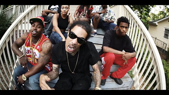 VIDEO - Lil Scrappy – It's Complicated f. Gunplay