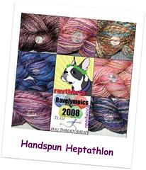 Handspun Heptathlon