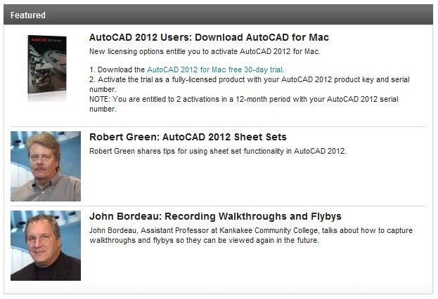 AutoCAD 2012 for Mac with Serial Key
