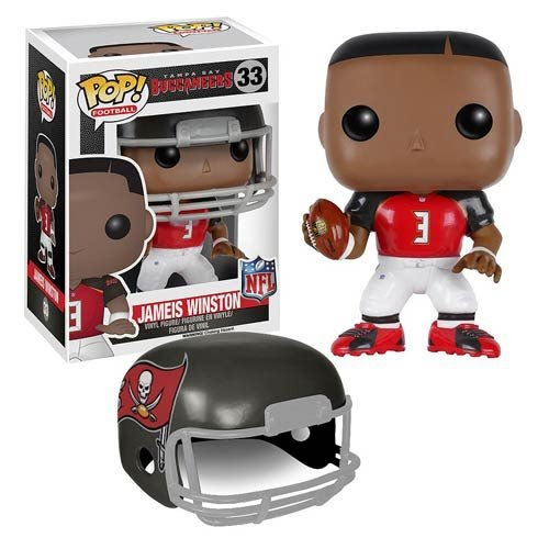 NFL Jameis Winston Wave 2 Pop! Vinyl Figure  Funko  Sports: Football  Pop! Vinyl Figures at