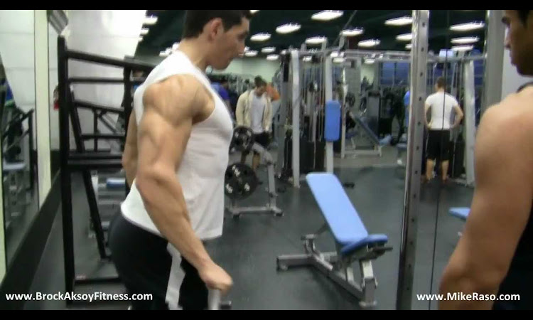 Best Exercise to widen your back (Lower Lats) - Brock Aksoy & Mike Raso