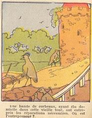 devi corbeau