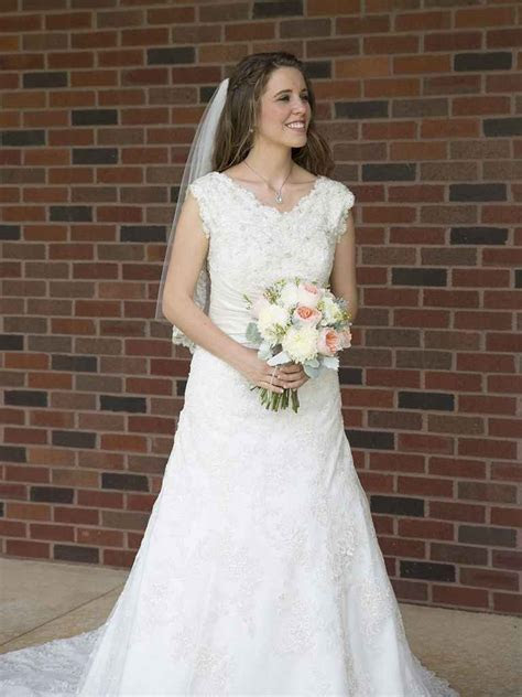 Jill Duggar?s Wedding Dress: Get the Look!