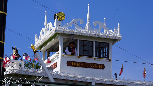 Disneyland Resort, Disneyland, Mark Twain