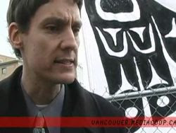 """BCCLA's David Eby defends his denunciation of the """"Heart Attack"""" action"""