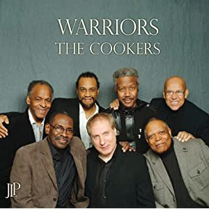 The Cookers - Warriors  cover